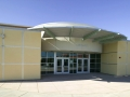Whitney High School Exterior 2